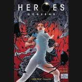HEROES GODSEND GRAPHIC NOVEL