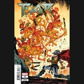 THOR #4 (2018 SERIES) HARREN HAMMER CONNECTING 1 IN 10 INCENTIVE VARIANT