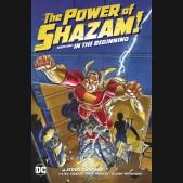 POWER OF SHAZAM BOOK 1 IN THE BEGINNING HARDCOVER