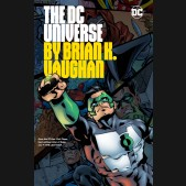 DC UNIVERSE BY BRIAN K VAUGHAN GRAPHIC NOVEL