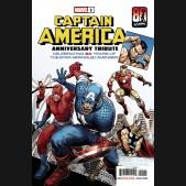 CAPTAIN AMERICA ANNIVERSARY TRIBUTE #1