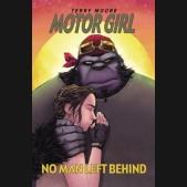 MOTOR GIRL VOLUME 2 NO MAN LEFT BEHIND GRAPHIC NOVEL