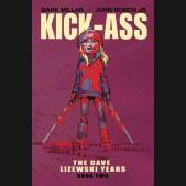 KICK-ASS DAVE LIZEWSKI YEARS VOLUME 2 GRAPHIC NOVEL
