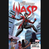 UNSTOPPABLE WASP #10 (2018 SERIES)