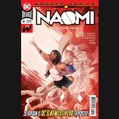 NAOMI #4 2ND PRINTING