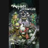 BATMAN TEENAGE MUTANT NINJA TURTLES VOLUME 1 GRAPHIC NOVEL