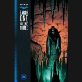 BATMAN EARTH ONE VOLUME 3 HARDCOVER