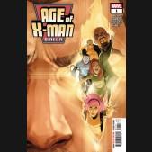 AGE OF X-MAN OMEGA #1