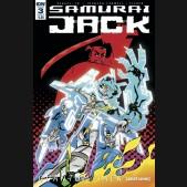 SAMURAI JACK QUANTUM JACK #3