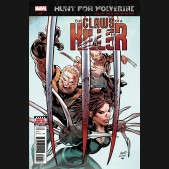 HUNT FOR WOLVERINE CLAWS OF A KILLER #1