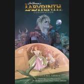 JIM HENSON LABYRINTH CORONATION VOLUME 3 HARDCOVER