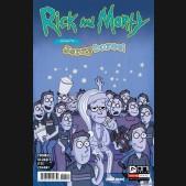 RICK AND MORTY PRESENTS JERRYBOREE #1