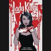LADY KILLER VOLUME 2 GRAPHIC NOVEL
