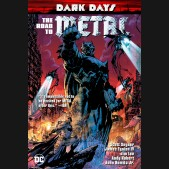 DARK DAYS THE ROAD TO METAL HARDCOVER