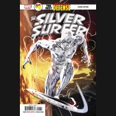 DEFENDERS SILVER SURFER #1