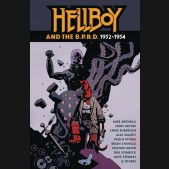 HELLBOY AND THE BPRD 1952-1954 HARDCOVER