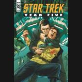 STAR TREK YEAR FIVE #24