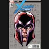 X-MEN BLUE #13 MCKONE LEGACY HEADSHOT 1 IN 10 INCENTIVE VARIANT
