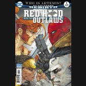 RED HOOD AND THE OUTLAWS #11 (2016 SERIES)