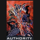 ABSOLUTE AUTHORITY VOLUME 1 HARDCOVER