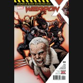WEAPON X #4 (2017 SERIES)