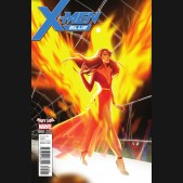 X-MEN BLUE #5 CHEN MARY JANE VARIANT COVER