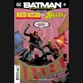 BATMAN PRELUDE TO THE WEDDING RED HOOD VS ANARKY #1