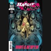 HARLEY QUINN #44 (2016 SERIES)
