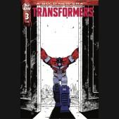 TRANSFORMERS #3 (2019 SERIES) 2ND PRINTING