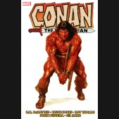 CONAN THE BARBARIAN THE ORIGINAL MARVEL YEARS OMNIBUS VOLUME 5 HARDCOVER