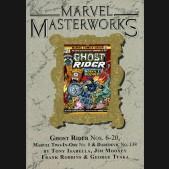 MARVEL MASTERWORKS GHOST RIDER VOLUME 2 DM VARIANT #297 EDITION HARDCOVER