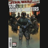 STAR WARS WAR OF THE BOUNTY HUNTERS #1 YU 1 IN 25 INCENTIVE VARIANT