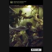 DETECTIVE COMICS #1037 (2016 SERIES) LEE BERMEJO CARD STOCK VARIANT