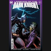 LEGENDS OF THE DARK KNIGHT #2 (2021 SERIES)
