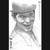 LEGENDS OF THE DARK KNIGHT #2 RICCARDO FEDERICI 1 IN 25 CARD STOCK VARIANT