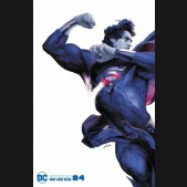 SUPERMAN RED AND BLUE #4 ALEXANDER LOZANO VARIANT