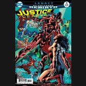 JUSTICE LEAGUE #31 (2016 SERIES)