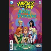 HARLEY AND IVY MEET BETTY AND VERONICA #1