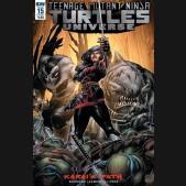 TEENAGE MUTANT NINJA TURTLES UNIVERSE #15