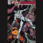 ROM VS TRANSFORMERS SHINING ARMOR #4
