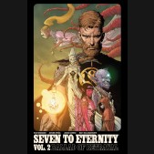 SEVEN TO ETERNITY VOLUME 2 BALLAD OF BETRAYAL GRAPHIC NOVEL