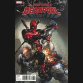 DESPICABLE DEADPOOL #287 LEGACY CRAIN PROMO 1 IN 25 INCENTIVE VARIANT