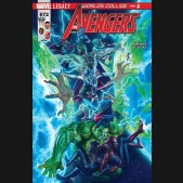 AVENGERS #672 (2016 SERIES) LEGACY