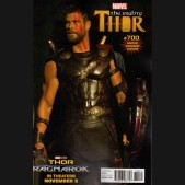 MIGHTY THOR #700 (2015 SERIES) LEGACY MOVIE 1 IN 15 INCENTIVE VARIANT