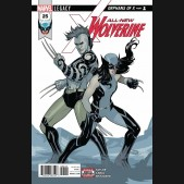 ALL NEW WOLVERINE #25 LEGACY
