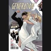 GENERATION X #7 (2017 SERIES)