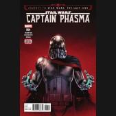 JOURNEY TO STAR WARS LAST JEDI CAPT PHASMA #4
