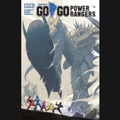 GO GO POWER RANGERS #4