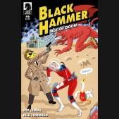 BLACK HAMMER AGE OF DOOM #6