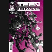 TEEN TITANS #23 (2016 SERIES) FOIL